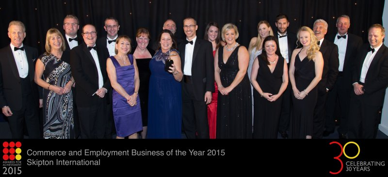 Skipton International named Guernsey Business of the Year