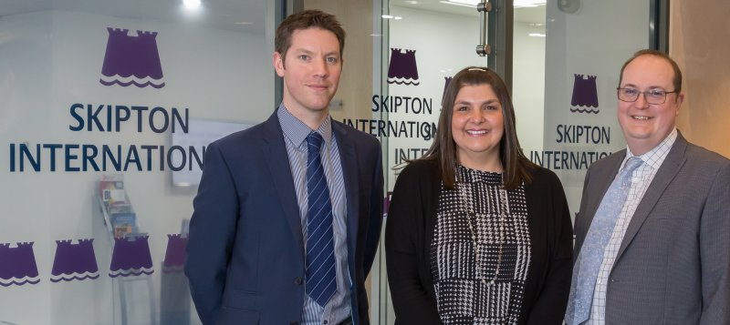 Three new promotions as employees spring into success