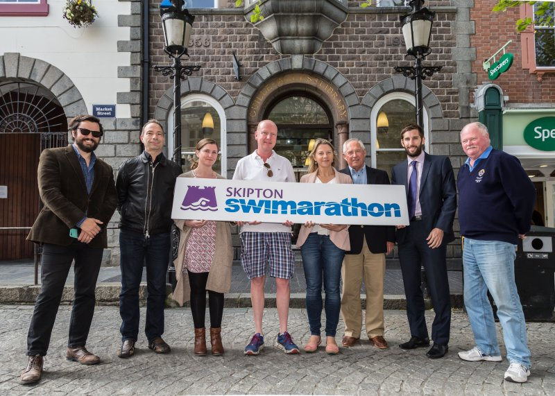 Children's Library Project to benefit from the Skipton Swimarathon
