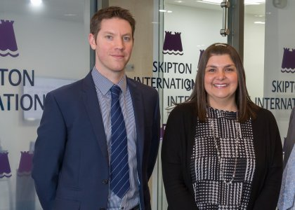 Three new promotions as employees spring into succes