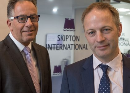 Skipton International welcomes a new member to their board